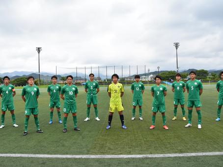 第54回東京都大学サッカーリーグ1部 第9節 東京大学戦