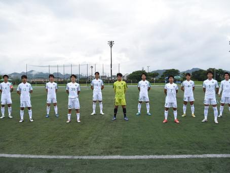 第54回東京都大学サッカーリーグ1部 第11節  学習院大学戦