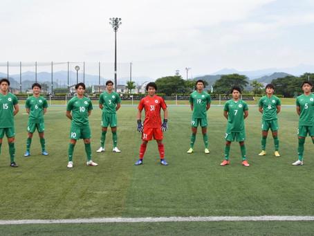 第54回東京都大学サッカーリーグ1部 第8節 青山学院大学戦