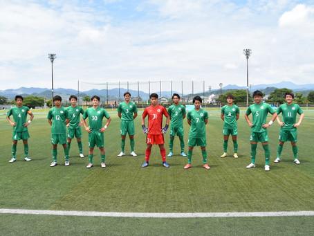 第54回東京都大学サッカーリーグ1部 第10節  帝京大学戦