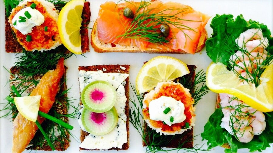Scandinavian Smorgasbord