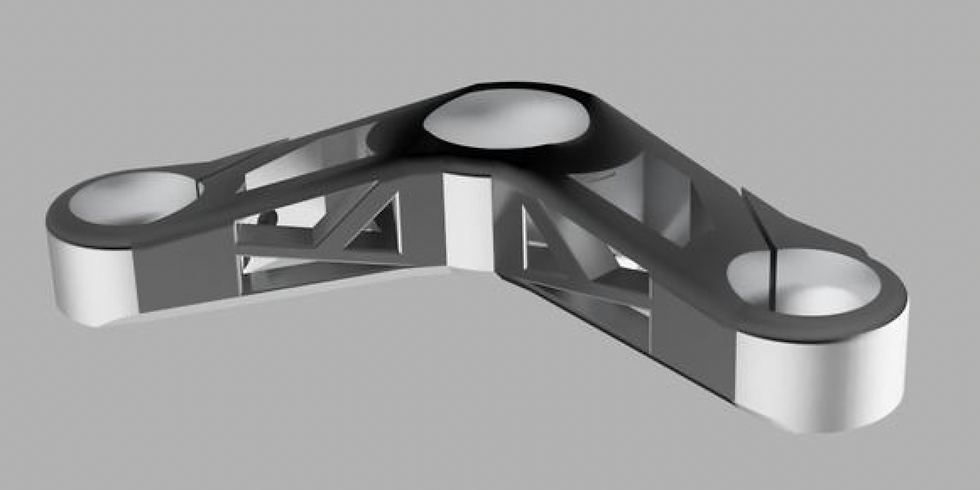 CAD Intermediate - Learn how to make complex parts and assemblies!