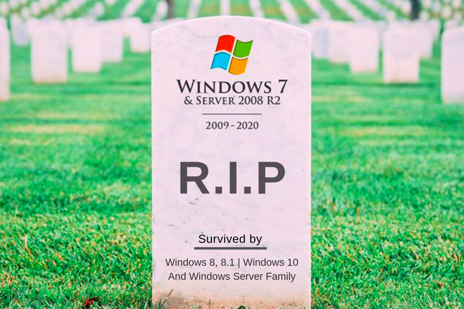 An URGENT Security Warning for businesses running Windows 7 or Windows Server 2008 R2