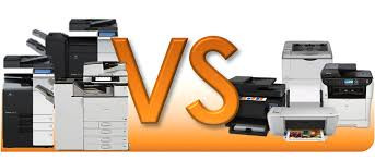 Multifunction Printer (MFP) vs. Desktop Printer:  Which is better for your office printing needs?
