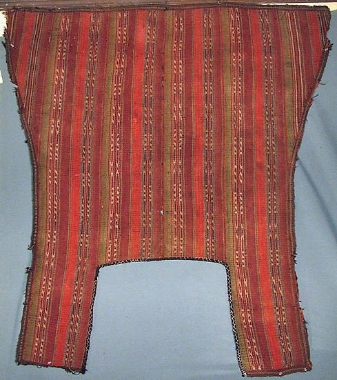 Antique Islamic Turkmen Horse Saddle Cover Turkoman Horse Blanket 19th century