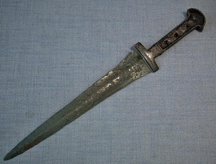 SOLD Ancient Bronze Sword Dagger Western Asiatic 1200 – 1000 B.C.