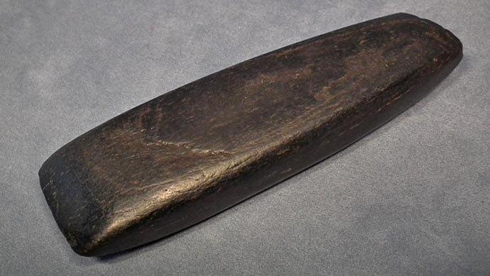 Pre-Columbian Olmec Stone Celt Axe Circa 1000-600 B.C.