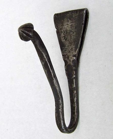 Antique 17th century Ukrainian Zaporozhian Cossack Sword Suspension Hook