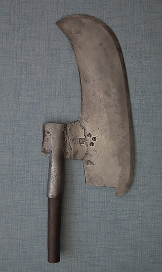 Antique Croatian Halberd Bardiche Battle Axe 16 -17th Century Croatia