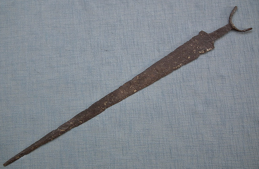 Ancient Sarmatian Knight large Iron Sword 3rd-1st Century B.C.