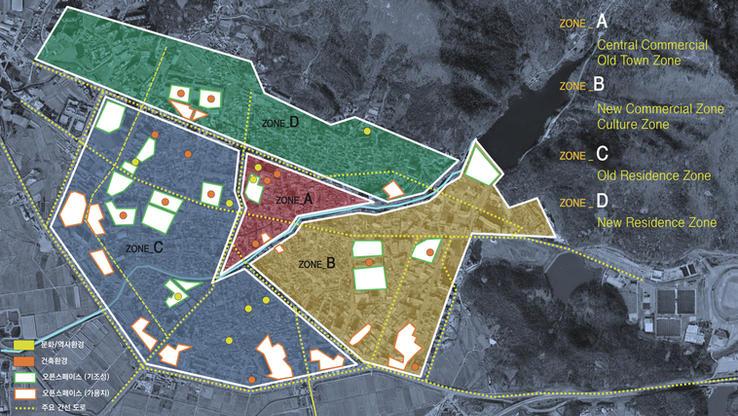 2013 _ HAENAM, TOWN REVITALIZATION PLAN (master plan/ feasibility study)