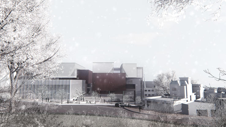 2018 _ ARTS EDUCATION CENTER & SPORTS CENTER