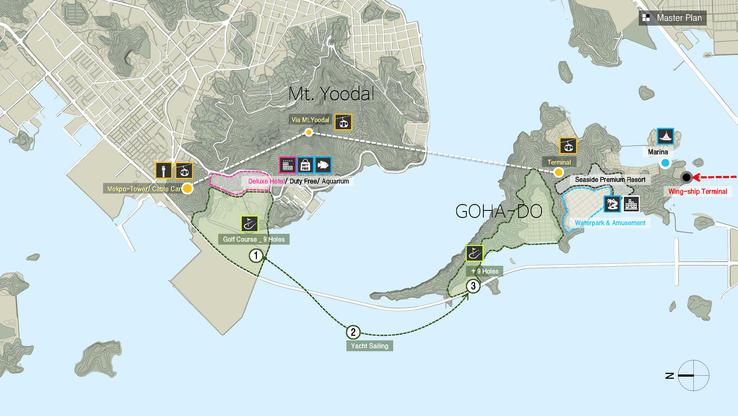 2015 _ MOKPO COASTAL TOURISM COMPLEX (master plan)
