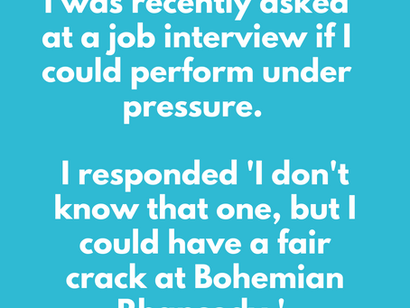 What to consider when preparing for a job interview