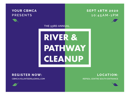 The 53rd Annual River & Pathway Cleanup