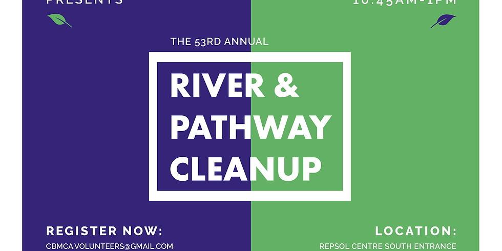 Pathway + River Cleanup