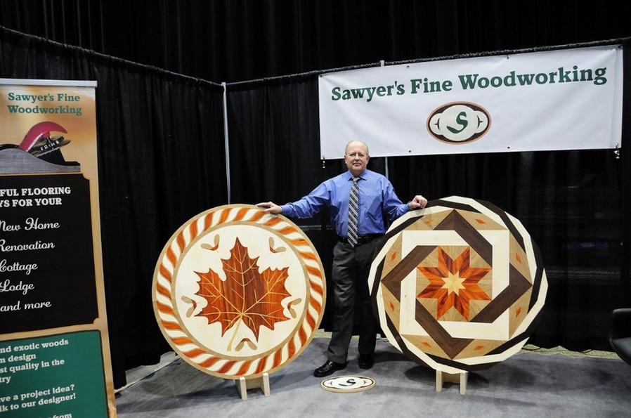 Sawyer's at the Winnipeg Home Renovation Show