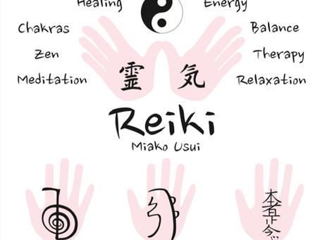 What is the Connection Between Chakras and Reiki...