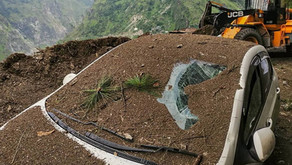 Kinnaur tragic landslide: 3 dead, 30 feared under debris