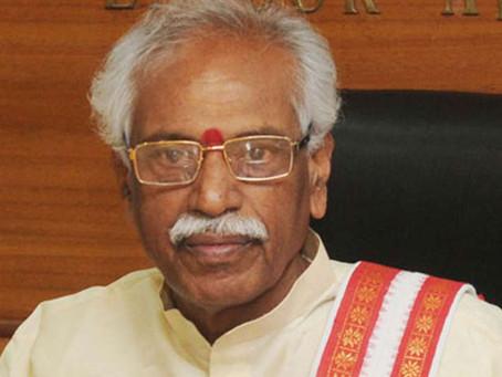 Haryana's new Governor Bandaru Dattatreya takes oath today