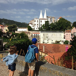 LITTLE LISBON. Lisbon for kids. Tours for families. Private family tours. Sintra family tour.