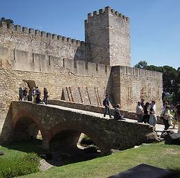 Lisbon for Kids, Little Lisbon, lisboa com crianças, atividades em Lisboa, Lisboa com crianças, visitas a museus e monumentos, vista guiada, caça ao tesouro, hunt, Castelo de S. Jorge