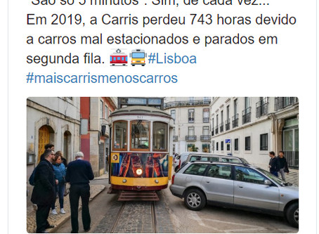 Why you shouldn't drive in Lisbon