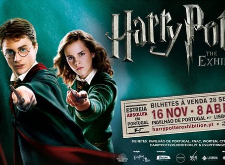 Harry Potter is in Lisbon!
