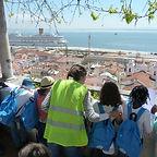 Lisbon with kids. Guided Visits to Museums and Monuments. Little Lisbon. Lisboa para crianças e famílias. O que fazer em Lisboa com crianças. Family tours. Lisbon.