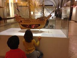 LITTLE LISBON. Lisbon for kids. Tours for families. Private Family Tours. Private Family Visits. Family Visit Maritime Museum
