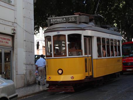 Public Transports in Lisbon