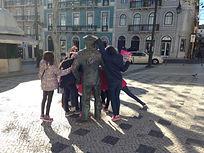 Little Lisbon, Lisbon for Kids, Lisboa com crianças, passeios em lisboa, programa de aniversário, passeios a pé, grupos
