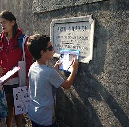 Peddy-Paper - Do Aqueduto ao Reservatório da Patriarcal