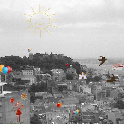 Little Lisbon. Lisbon for kids. Lisbon with children. Lisboa para crianças e famílias. Lisboa com crianças. Lisbon con niños.