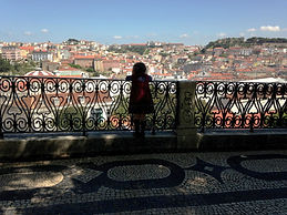 LITTLE LISBON. Lisbon for kids. Tours for families. Private Family Tours. Essential Lisbon Family Tour