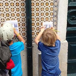 Lisbon for Kids, Little Lisbon, passeios privados, roteiro familiar, lisboa com crianças, atividades em Lisboa, passeios a pé, alfacinha, alfama, mouraria, castelo