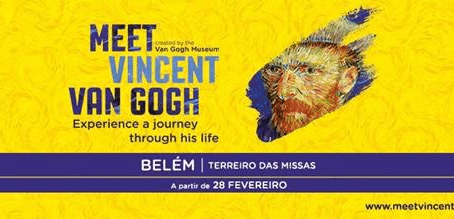 Meet Van Gogh in Lisbon
