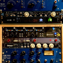 Outboard preamps