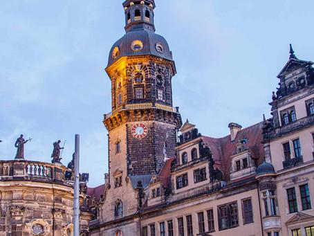 Vereinsfahrt Dresden vom 10. bis 13.10.2019