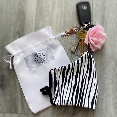 Clip on Mask Bag