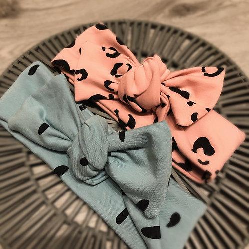 Children's Tie Headband