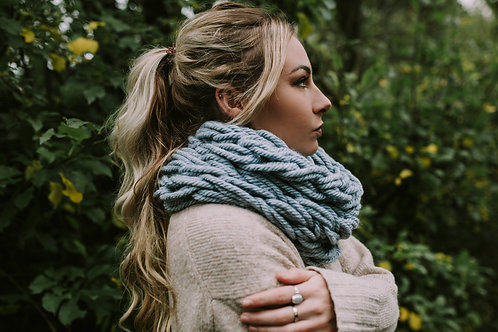 Chunky Arm Knitted Snood