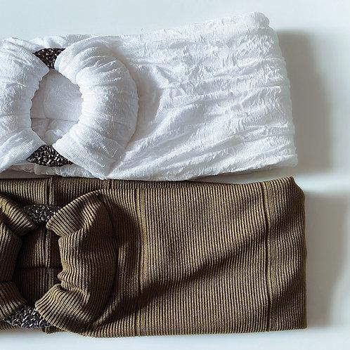 Textured Ring Headband