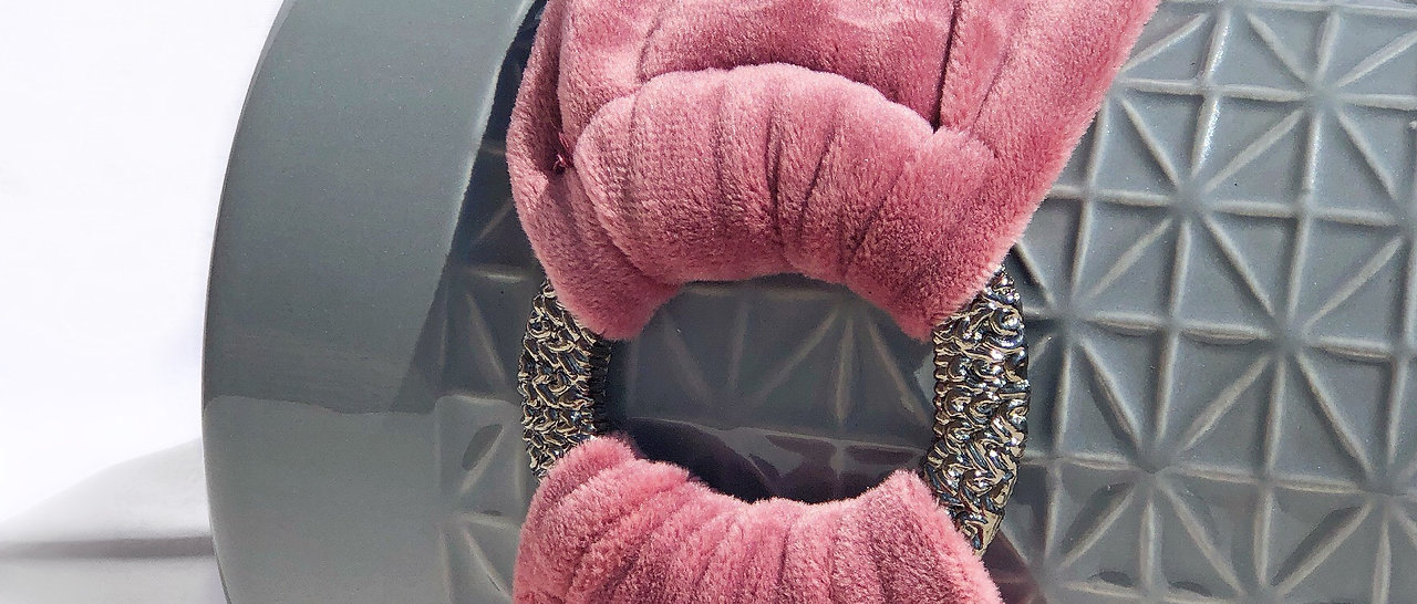 Velvet Ring Headband