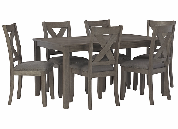 Caitbrook Dining Room Table and Chairs