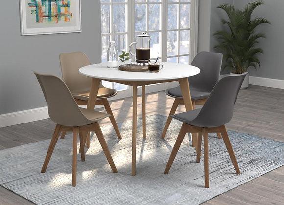 Breckenridge Round Dining Set