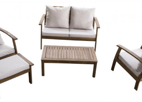 Sunset Cay 5 PC Outdoor Set