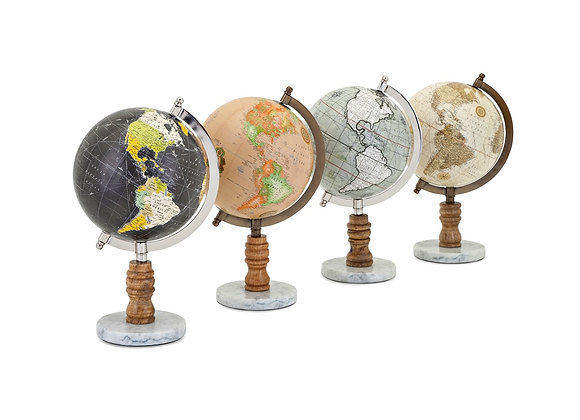 Desk Globes - sold separately