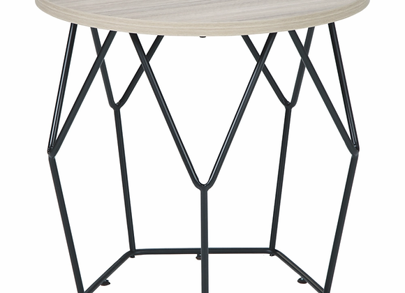 Waylowe Round End Table