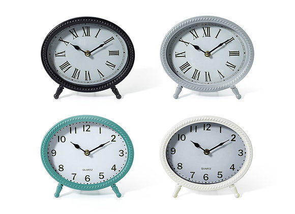 Lennix Table Clocks (sold separately)